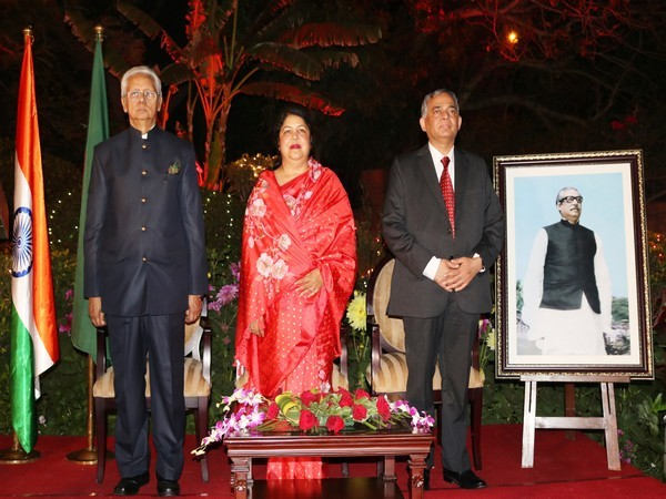 Bangladesh National Day celebrations in New Delhi on Mar 26