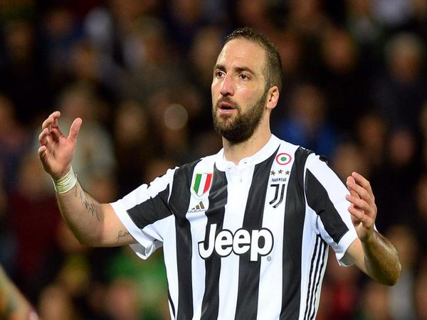 File photo of A. C. Milan's newest signing- Gonzalo Higuain