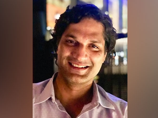 Himanshu Khanna, Director of Sales, India (West)