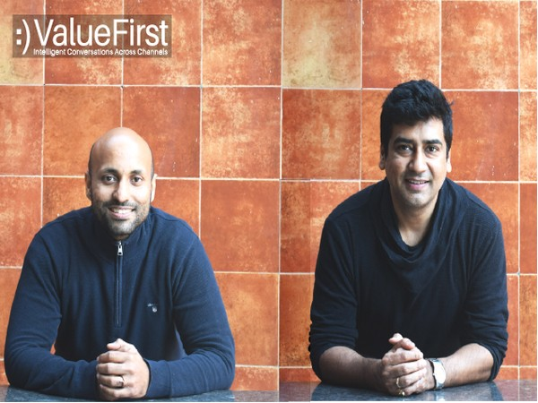 Himanshu Kumar and Vijayant Dhaka join ValueFirst as Senior Vice Presidents for B2B SaaS Business, and Automation & ESP respectively