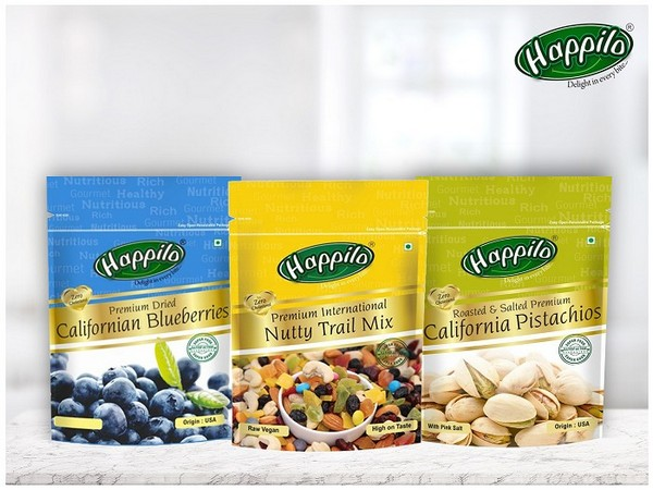 Making Healthy Snacking the new norm with Happilo