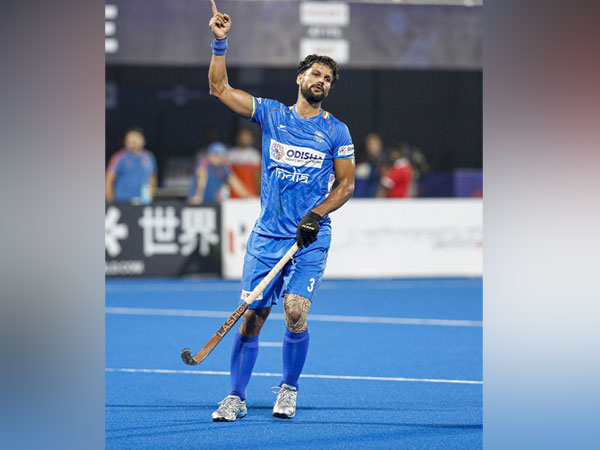 Drag-flicker Rupinder Pal Singh (Image: Hockey India)