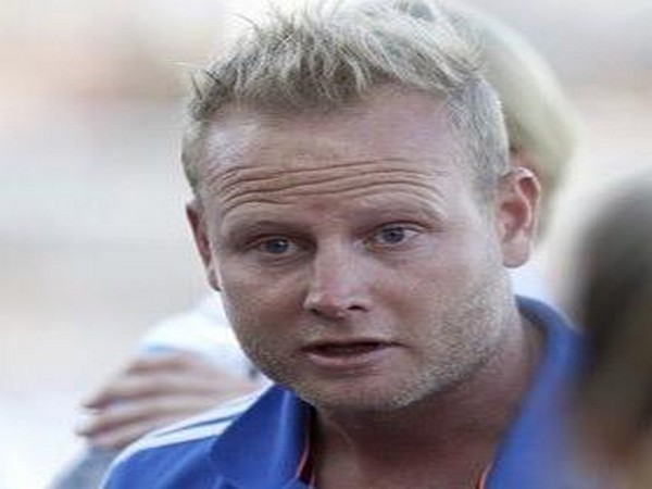 Indian women's hockey team coach Sjoerd Marijne (Photo/Sjoerd Marijne Twitter)