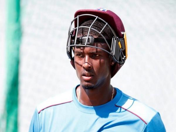 West Indies skipper Jason Holder