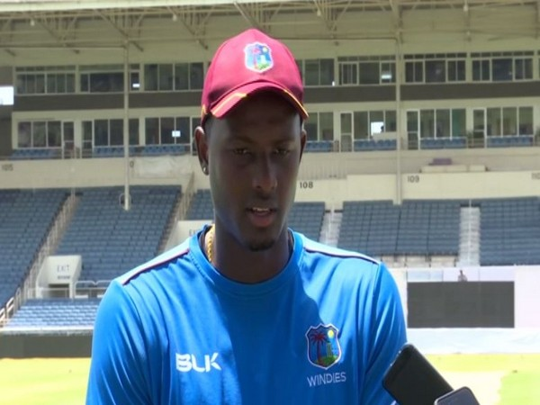 West Indies skipper Jason Holder