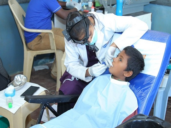 Holistic Health Check-ups conducted at Government Schools