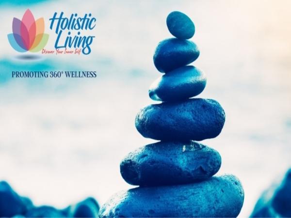 The Holistic Living logo