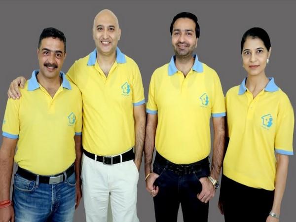 Arvind Raina, Kuldeep Pandit, Sanjeev Kumar Bhiduri, Navita Srinet