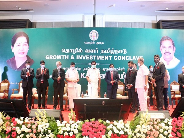 Chief Minister of Tamil Nadu, Thiru M Eddappadi K Palaniswamy laid the foundation stone for the social infra project The Citizen Square i.e. (Central Plaza) at Market of India, SPR City