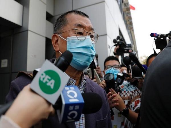Hong Kong media tycoon Jimmy Lai