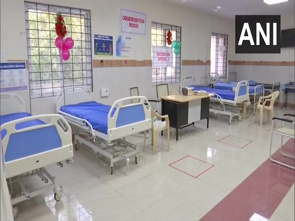 Visual from Area Hospital, Nampally in Hyderabad