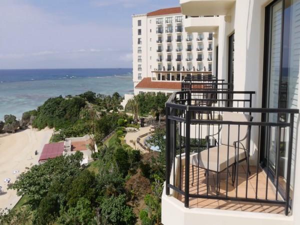 Hotel Nikko Alivila in Okinawa Island of Japan