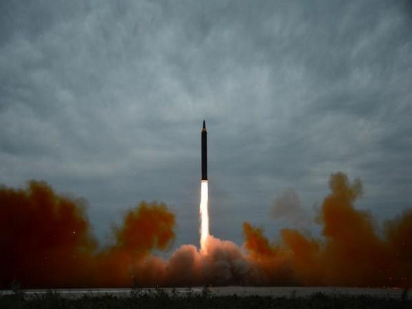 Missile in Saudi Arabia