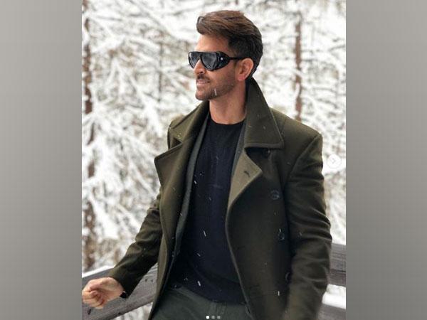 Hrithik Roshan (image courtesy:Instagram)