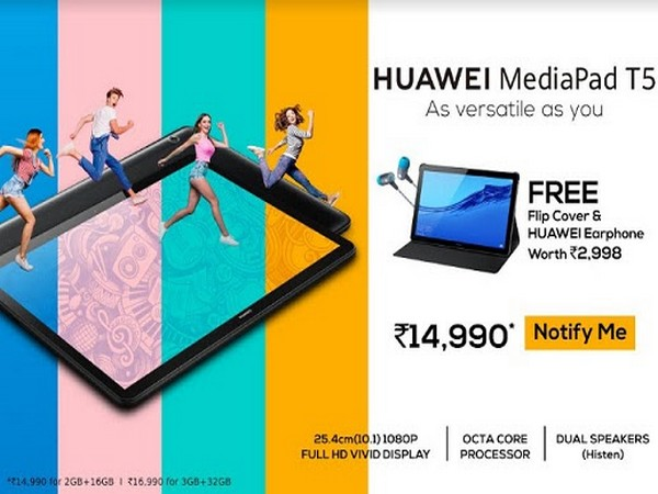 HUAWEI announces attractive offers for latest Product
