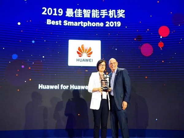Huawei P30 Pro - Best Smartphone 2019