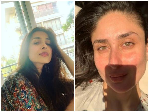 Malaika Arora and Kareena Kapoor (Image courtesy: Instagram)