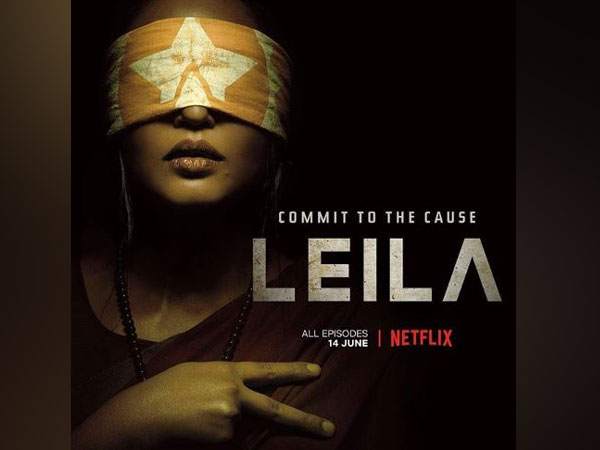 'Leila' poster, Image courtesy: Instagram