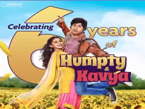 'Humpty Sharma Ki Dulhania' completes six years of its release today (Image source: Instagram)