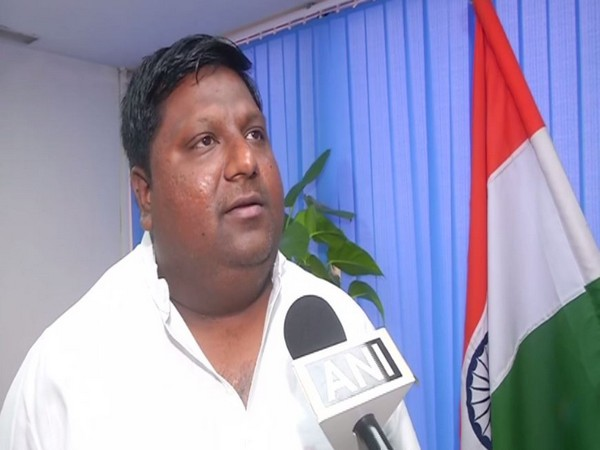 Delhi Environment and Forest Minister Imran Hussain speaking to ANI on Friday.