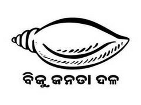 BJD's electoral logo