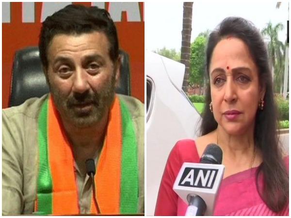 Sunny Deol, Hema Malini among 40-star campaigners of BJP
