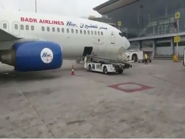 Visuals from the RGI airport. Photo/ANI