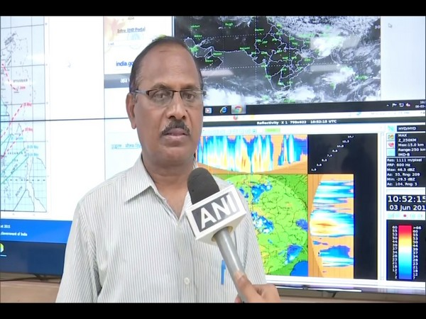 Raja Rao, Meteorologist, Met Department, Hyderabad