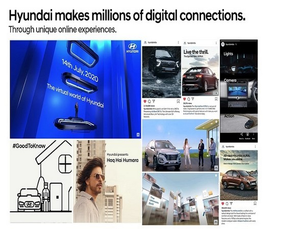 Hyundai makes millions of digital connections