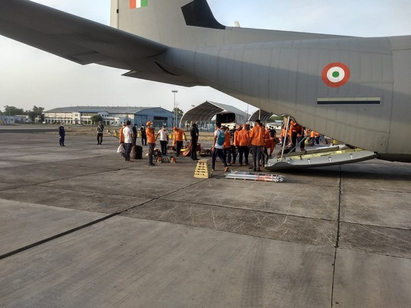A total of 56 Heavy and Medium Lift assets comprising of 25 fixed-wing aircraft and 31 helicopters were earmarked by the IAF