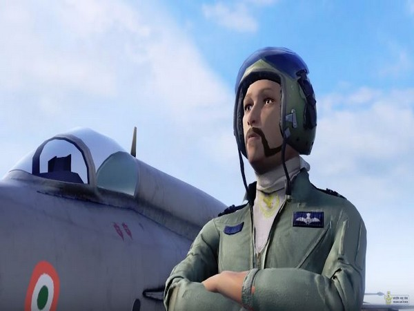 Wing Commander Abhinandan Varthaman inspired character in the trailer of new game launched by the Indian Air Force.