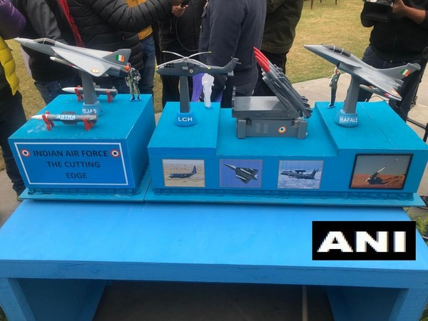 IAF Tableau will showcase scaled down models of five systems.