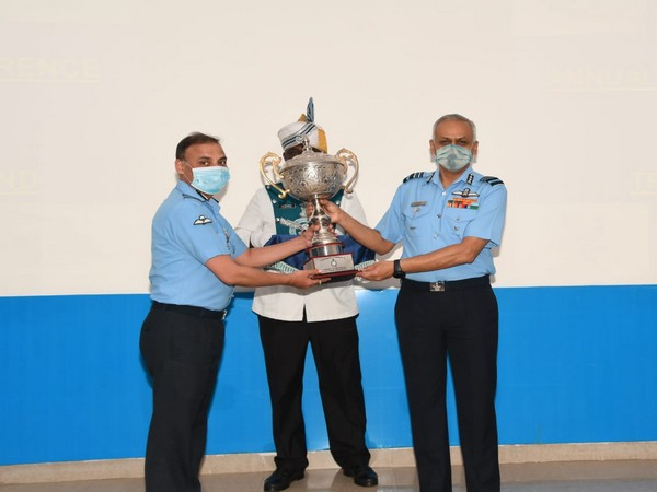 The Annual TETTRA Conference was held in hybrid format at Air Force Station Jalahalli in Bengaluru on Friday.