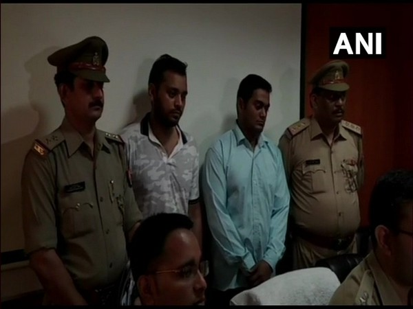 The accused arrested by police. (Photo/ANI)