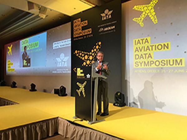 IATA's Director General and CEO Alexandre de Juniac