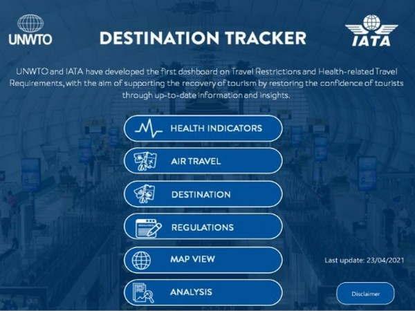 The tracker is a new free online tool for governments to provide information on Covid-19 requirements
