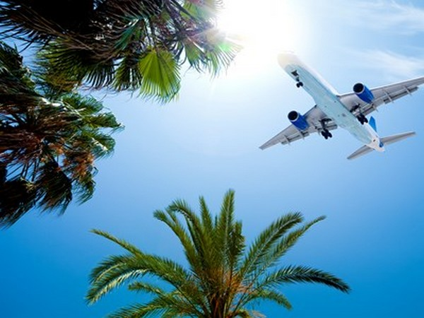 Aviation industry has a long-term climate change goal to cut CO2 emissions in half by 2050.