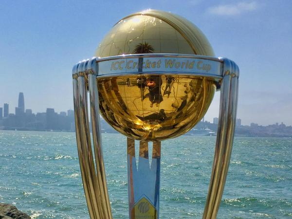 ICC Men's Cricket World Cup 2019 trophy (Photo/ICC)