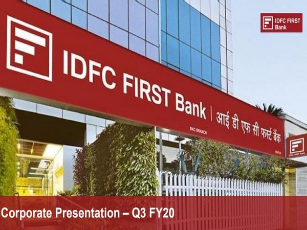IDFC First Bank was founded by the merger of IDFC Bank and Capital First in December 2018