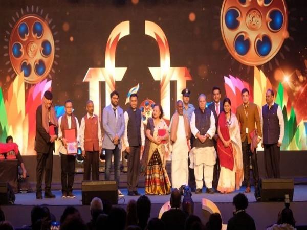 Awardees at IFFI 2019 closing ceremony