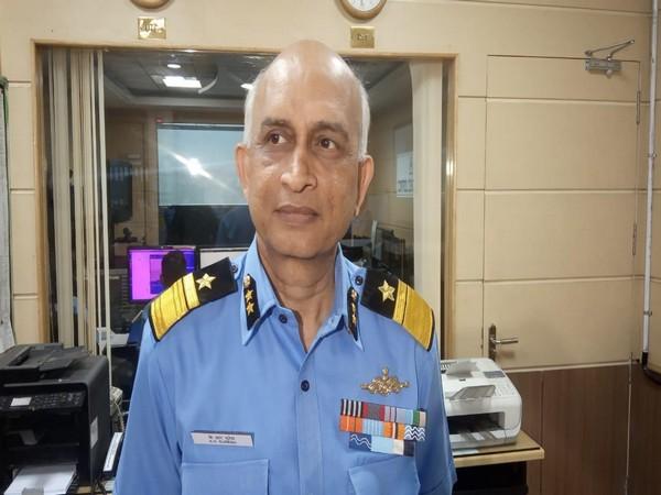 IG Coast Guard KR Suresh