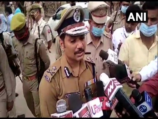 Inspector-General of Police Kanpur Mohit Agarwal. (file photo)