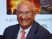 Former IL&FS Financial Services Managing Director and CEO Ramesh Bawa