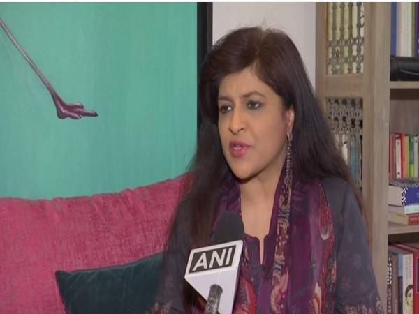 BJP leader Shazia Ilmi. (Photo/ANI)