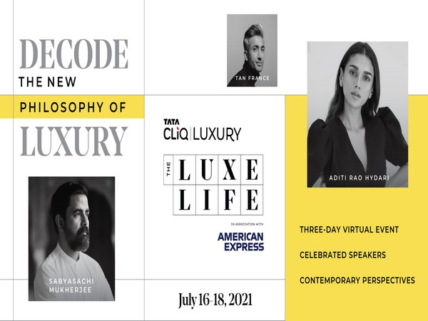 The Luxe Life by Tata CLiQ Luxury
