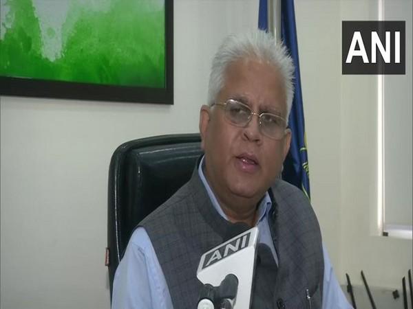 IMA president Dr Rajan Sharma (File Photo)