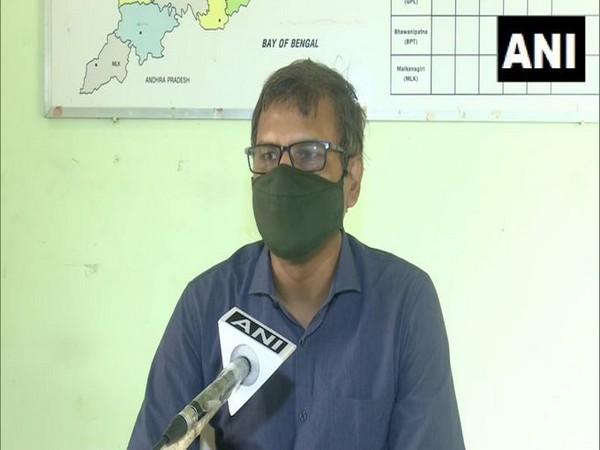 HR Biswas, IMD Director, Bhubaneswar(Photo/ANI)