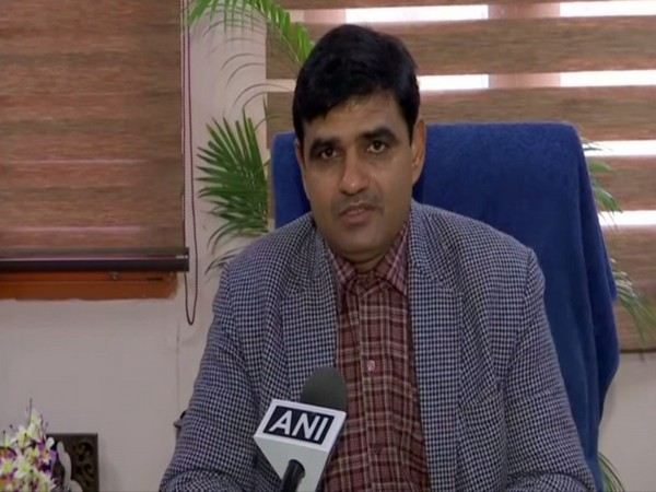 Chandigarh meteorological department director Surender Paul talking to ANI on Tuesday.