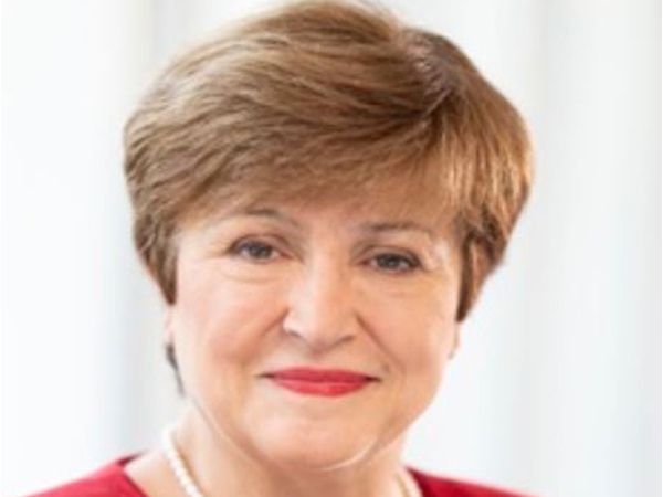 Kristalina Georgieva, Managing Director of the International Monetary Fund (File photo)