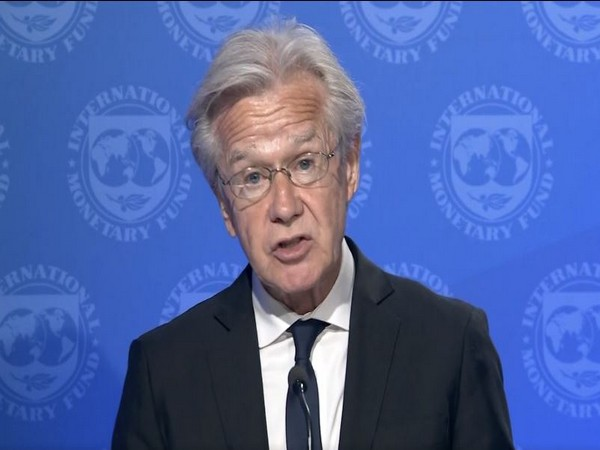 IMF Spokesperson Gerry Rice in Washington DC on Thursday.